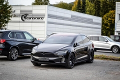 Tesla X Chrome delete , Styling, Solfilm Scandinano_-9
