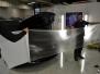 Tesla X foliert Lakkbeskyttelsesfilm fra Hexis