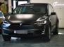 Tesla X foliert matt lakkbeskyttelsesfilm