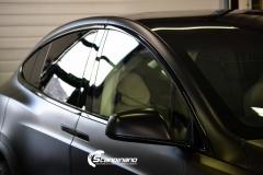 Tesla X foliert i matt lakkbeskyttelsesfilm Scandinano_-4
