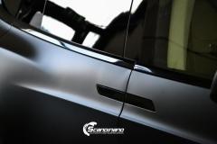 Tesla X foliert i matt lakkbeskyttelsesfilm Scandinano_-5