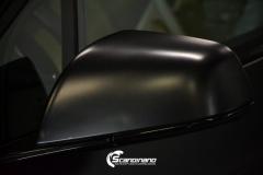 Tesla X foliert i matt lakkbeskyttelsesfilm Scandinano_-7