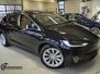 Tesla X foliert med 3m matte dark grey