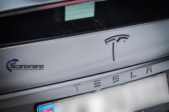Tesla X Foliert i Black Satin by Scandinano_-6