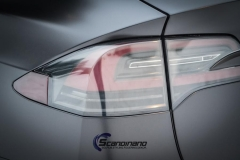 Tesla X Foliert i Black Satin by Scandinano_-7