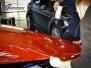 Tesla X foliert o Gloss Fiery Orange