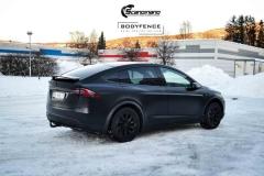 Tesla-X-lakkbeskyttelsesfilm SFILM-Chrome-delete-Scandinano_