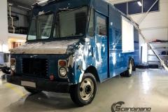 The Grill Pit  truck helfoliert med print folie-11