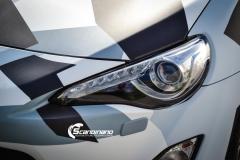 Toyota GT86 foliert i camo Scandinano_-5