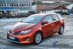 Toyota-helfoliert-i-3MGloss-Fiery-Orange.opprinelig-farge-er-hvit-Scandinano_-4