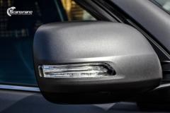 Toyota Land Cruiser helfoliert med Satin Dark Grey fra 3M,Arctic Trucks-11