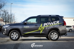 Toyota Land Cruiser profilert for POWER ELEKTRO-2