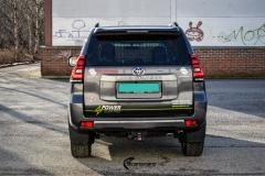 Toyota Land Cruiser profilert for POWER ELEKTRO-5