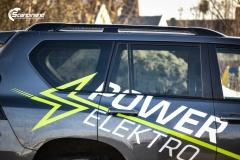Toyota Land Cruiser profilert for POWER ELEKTRO-7