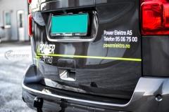 Toyota Proace profilert for POWER ELEKTRO-10