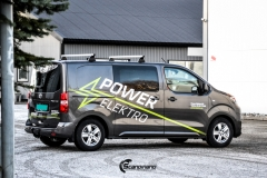 Toyota Proace profilert for POWER ELEKTRO-2