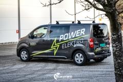 Toyota Proace profilert for POWER ELEKTRO-3