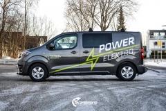 Toyota Proace profilert for POWER ELEKTRO-4
