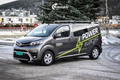 Toyota Proace profilert for POWER ELEKTRO-5