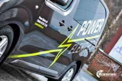 Toyota Proace profilert for POWER ELEKTRO-6