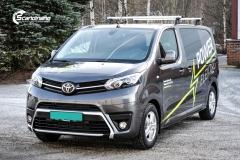 Toyota Proace profilert for POWER ELEKTRO-7