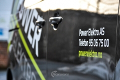 Toyota Proace profilert for POWER ELEKTRO-8