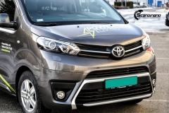 Toyota Proace profilert for POWER ELEKTRO