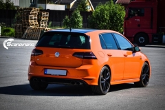 Volkswagen Golf R Orange Bright Gloss Scandinano_-4
