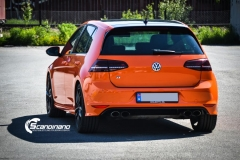 Volkswagen Golf R Orange Bright Gloss Scandinano_-5