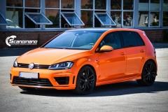 Volkswagen Golf R Orange Bright Gloss Scandinano_-7