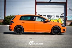Volkswagen Golf R Orange Bright Gloss Scandinano_-8