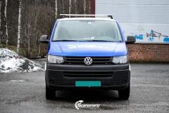 Volkswagen Transporter profilert for Malerservice AS-3