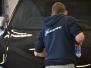 Volvo black  foliert med lakkbeskyttelsesfilm