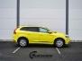 Volvo foliert yellow