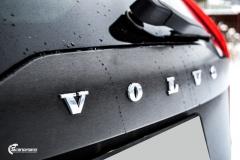 Volvo XC90 helfoliert i Brushed Black fra 3M + dekor (11 из 11)