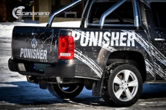 Amarok punisher custom wrap Scandinano_-2