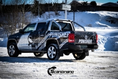 Amarok punisher custom wrap Scandinano_-6
