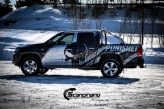 Amarok punisher custom wrap Scandinano_-7