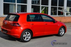 vw Golf red-10
