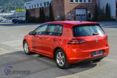 vw Golf red-13