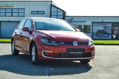 vw Golf red-19