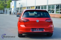 vw Golf red-3