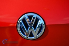 vw Golf red-7