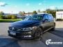 VW Passat foliert med matt diamond black metallic fra pwf